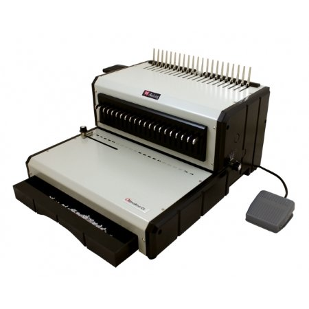 Akiles AlphaBind-CE Heavy-Duty Electric Comb Binding Machine
