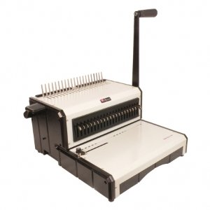 Akiles AlphaBind-CM Heavy-Duty Comb Binding Machine