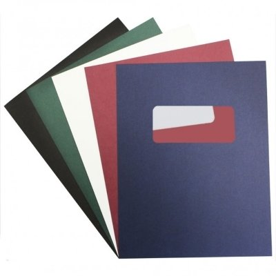 Binding Presentation Covers With Window Online Skyline Lc