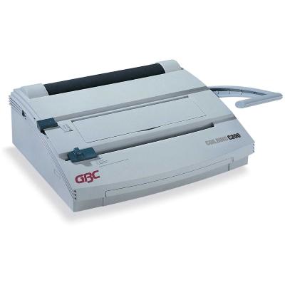 gbc spiral binding machine