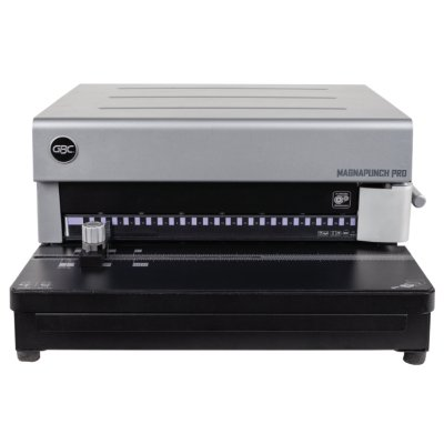 GBC Magnapunch Pro Interchangeable Die Punch 7705643, 1/2 Second Punch Cycle, 3 Year Warranty