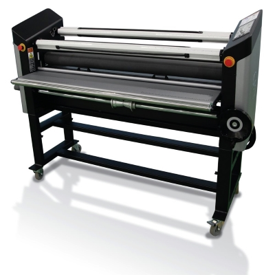 "Free Shipping-GBC SPIRE II 64C - 64"" Cold Wide Format Laminator - 1737181"