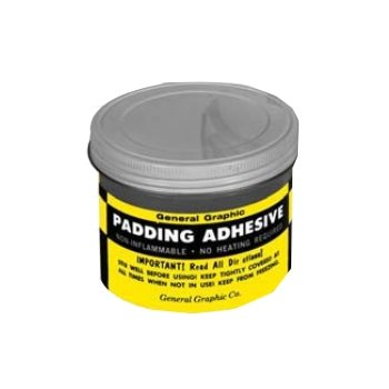 General Graphics Padding Adhesive - 1 Gallon
