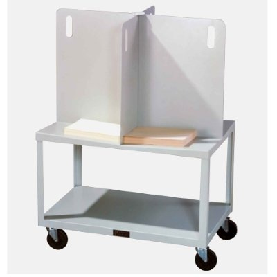 General Graphics Paper Stock Cart for 8.5