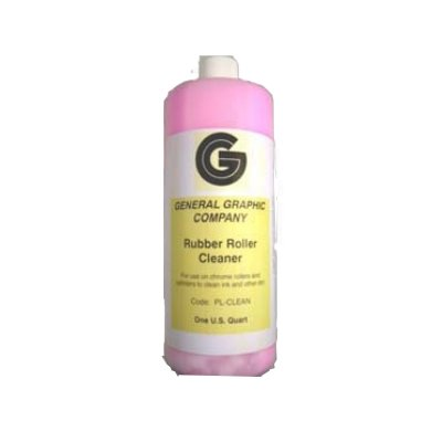 General Graphics Rubber Roller Cleaner 1 Quart