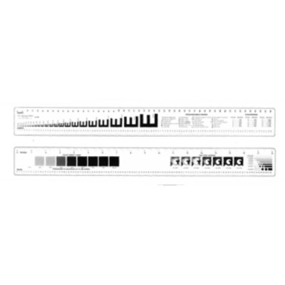 Graphic Arts Ruler 2