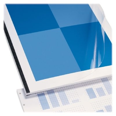 9743713G GBC Cover P Clear View VB Letter Size to fit 8-1/2 x 11 Paper   Clear 100 Pcs.