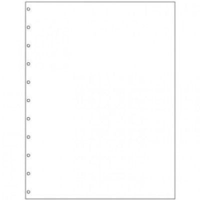 GBC VeloBind Pre-Punched 11 Hole Paper 5000 Sheets, 20# White
