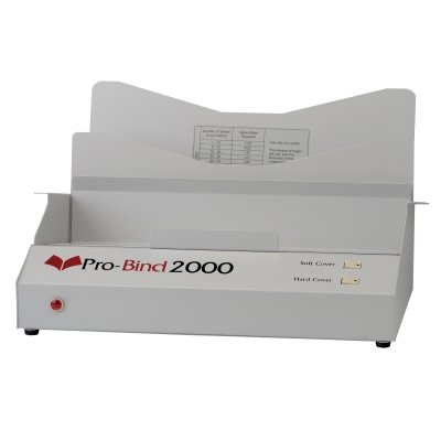 Pro-Bind 2000 Thermal Bind Perfect Binder