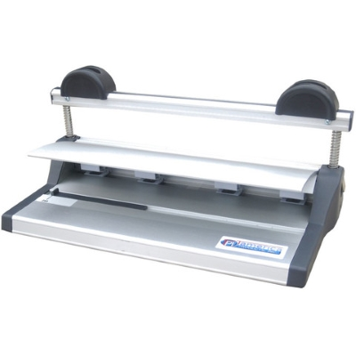 SB-41 Velobind 4 Hole Punch for use with 4 Pin Velobind Strip Sets & EVB Velobind Strips