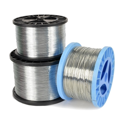 Stitching Wire #24 Wire Round 5 lb spool Main Image