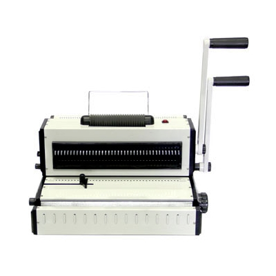 Tamerica Opticombo 341 Combo Machine 3:1 Wire and 4:1 Coil Punch and Bind