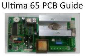 Ultima 65 PCB Visual Selection Guide