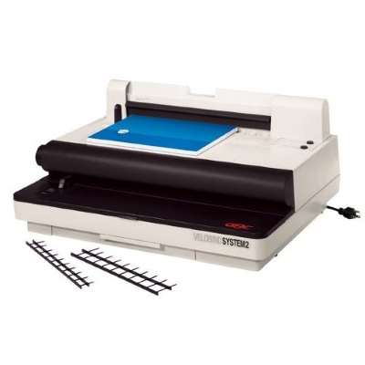 GBC VeloBind System 2 GBC #9707030 Binds Books Up To 2